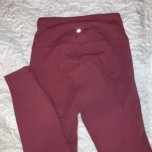 90 Degree Pink Leggings